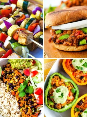 plant-based recipes for weight loss