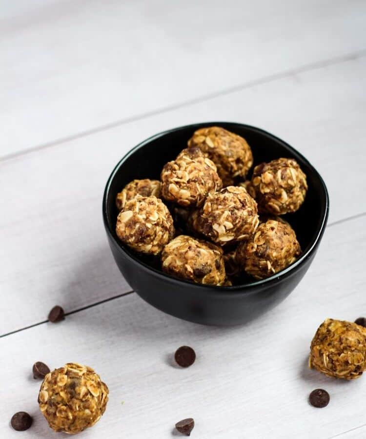 Protein Balls - 30 Vegan Bodybuilding Recipes