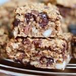 breakfast oatmeal bars