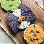 vegan halloween snacks