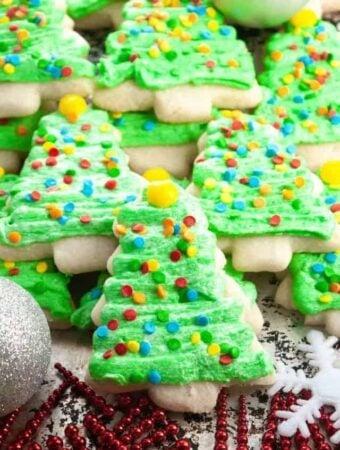 roll-out vegan sugar cookies