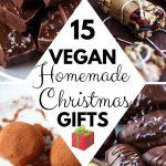 homemade vegan Christmas gifts