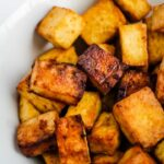 air fryer tofu