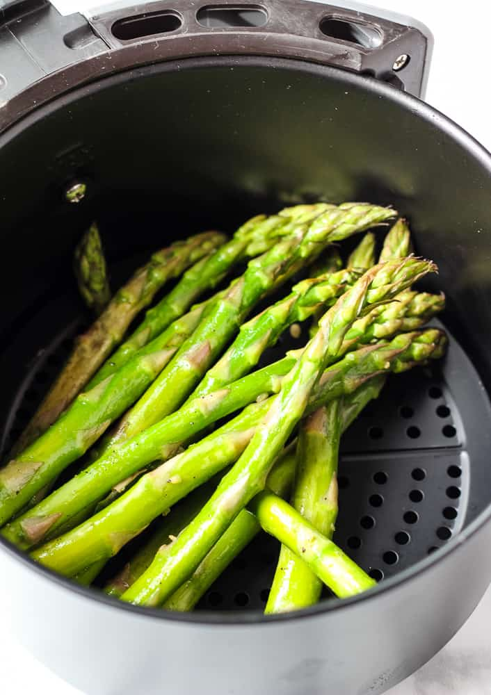 asparagus in air fryer