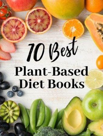plant based diet books image of fruit