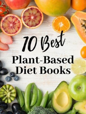 plant based diet books image of fruit
