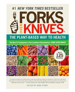 forks over knives book cover