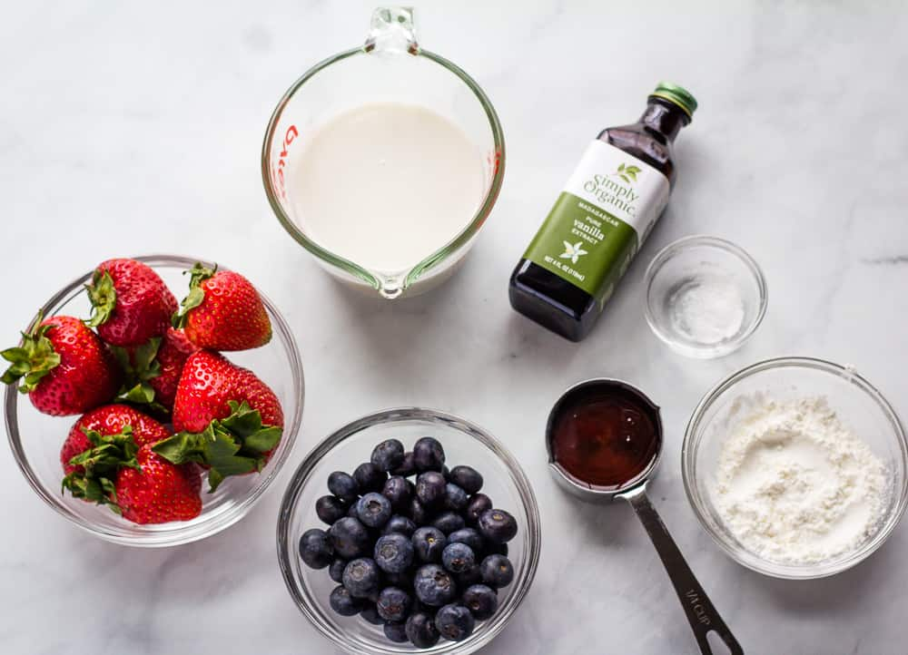 vegan vanilla pudding ingredients