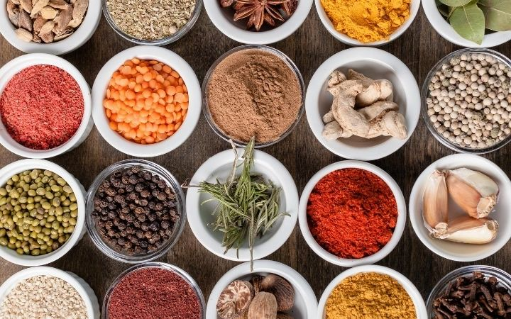 spices for vegan soup recipes