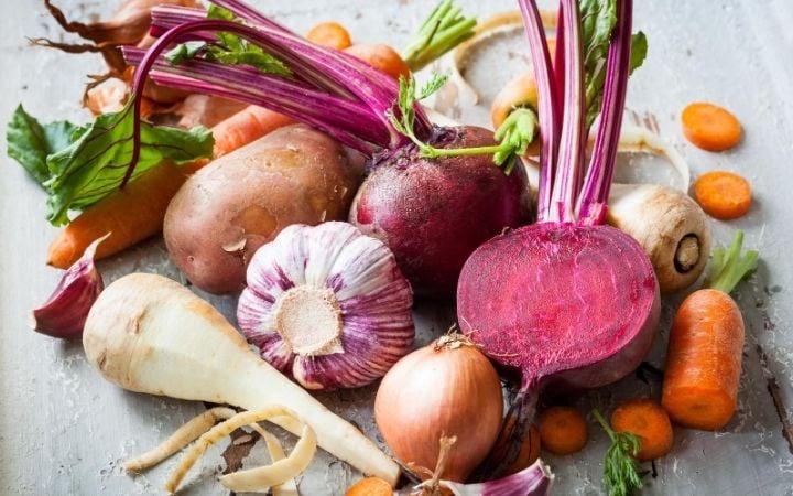 plant based breakfast ideas: tubers