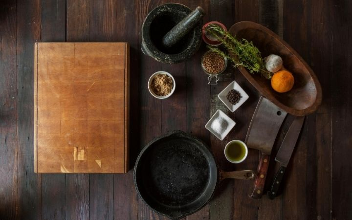 cooking tools for vegan prep meals