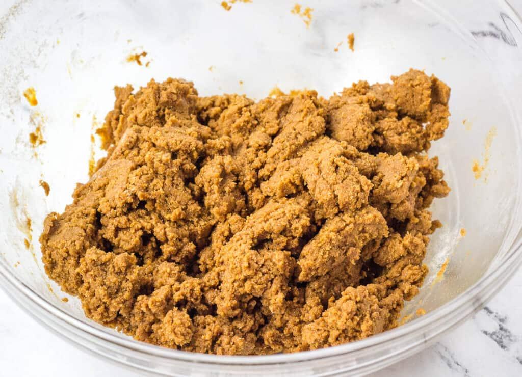vegan ginger cookie dough