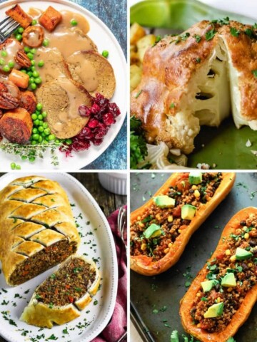 vegan turkey alternatives