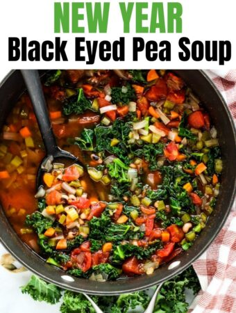 new year black eyed pea soup