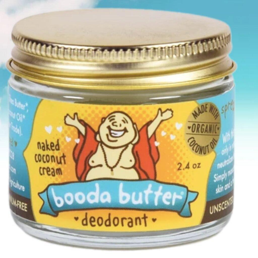 Booda Butter vegan deodorant