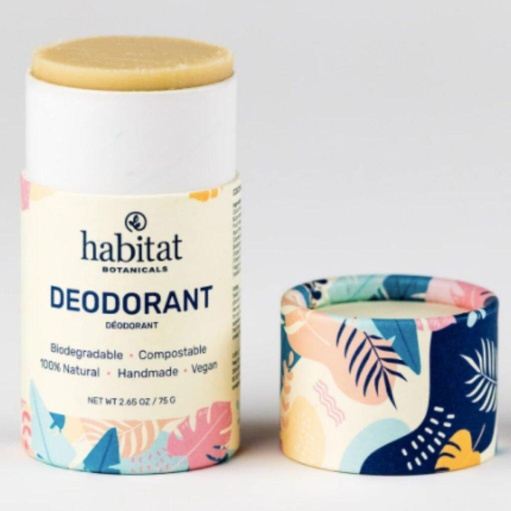 Habitat Botanicals vegan dedorodant